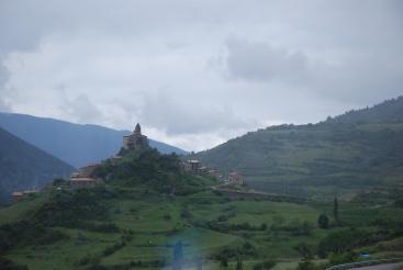 heuvel dorp